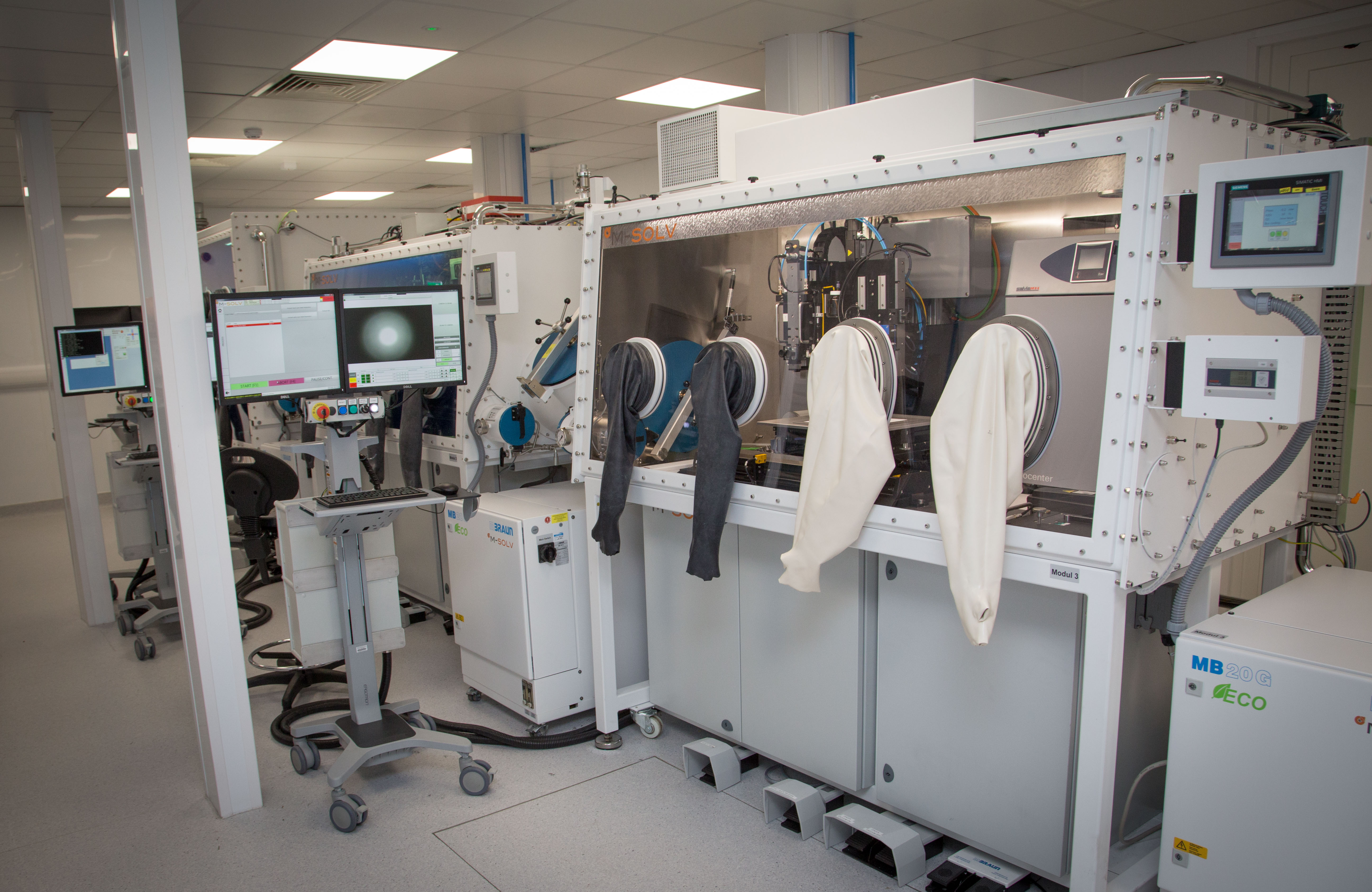 New Facilities Established In Nui Galway To Accelerate The Development Of Next Generation Biomaterials And Advanced Manufacturing Technologies